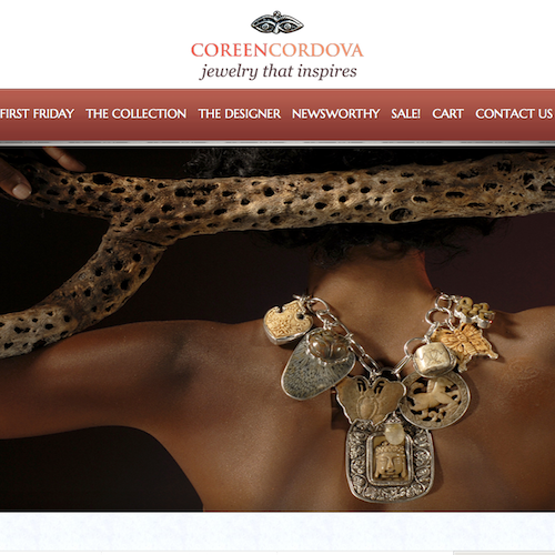 coreen-cordova-jewelry image for catanzaro creations