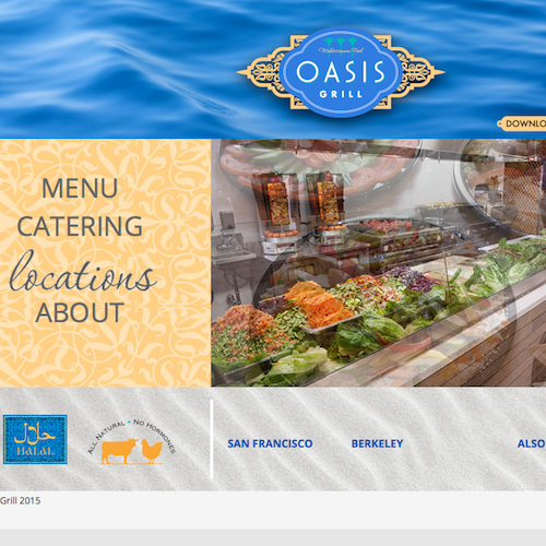 oasis-grill image for catanzaro creations
