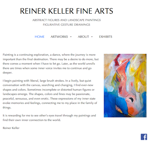 reiner keller fine arts image for catanzaro creations