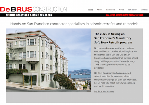 debrus construction