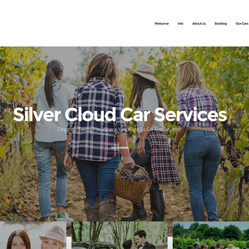 silver cloud car services